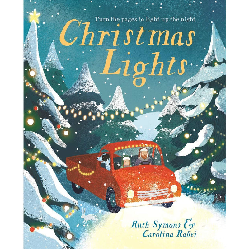 CHRISTMAS LIGHTS BY RUTH SYMONS & CAROLINA RABEI