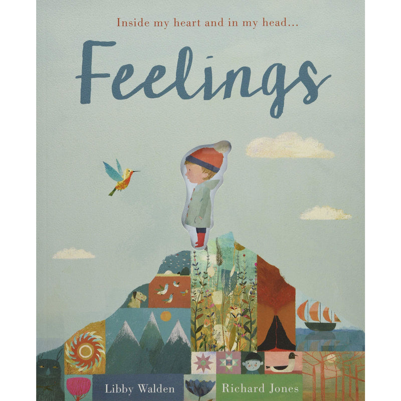 FEELINGS: INSIDE MY HEART AND IN MY HEAD BY LIBBY WALDEN