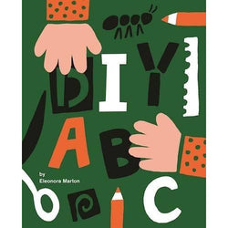 DIY ABC By Eleonora Marton