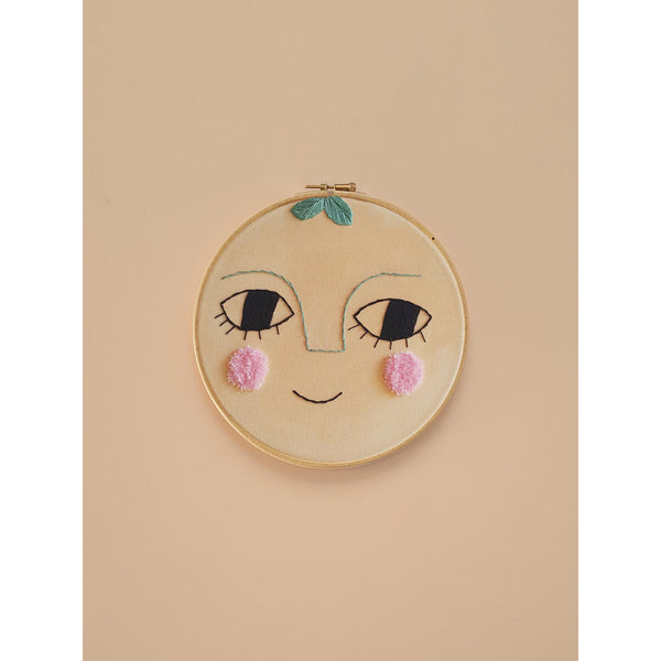 ARO PEACH EMBROIDERY HOOP