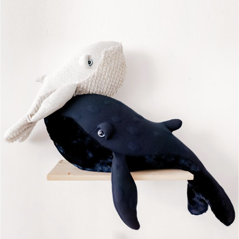 Bigstuffed Night Whale
