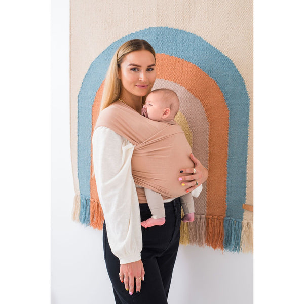 Smallhausen Clay Pink Baby Wrap