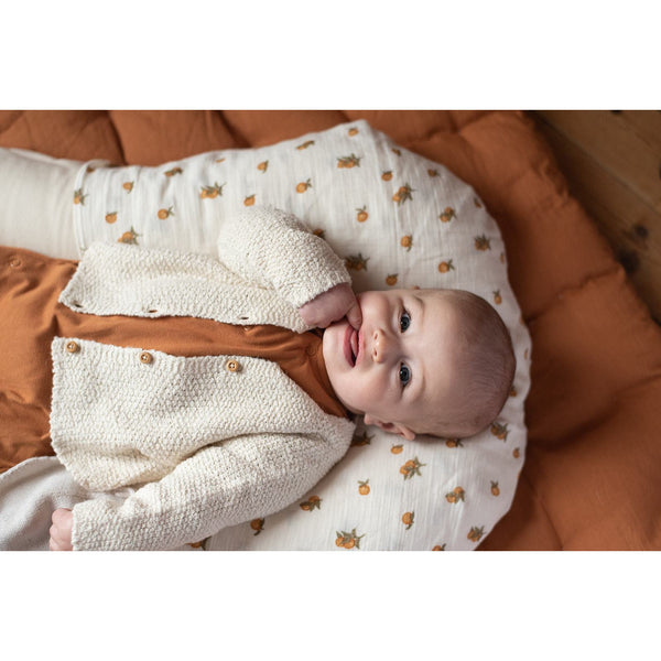 BONJOUR LITTLE COOL BIG MARBELLA SWADDLE