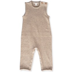 GROWN SPECKLED FAWN JUMPSUIT ROMPER