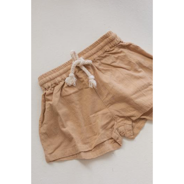 ILLOURA EARTH BOWIE SHORTS