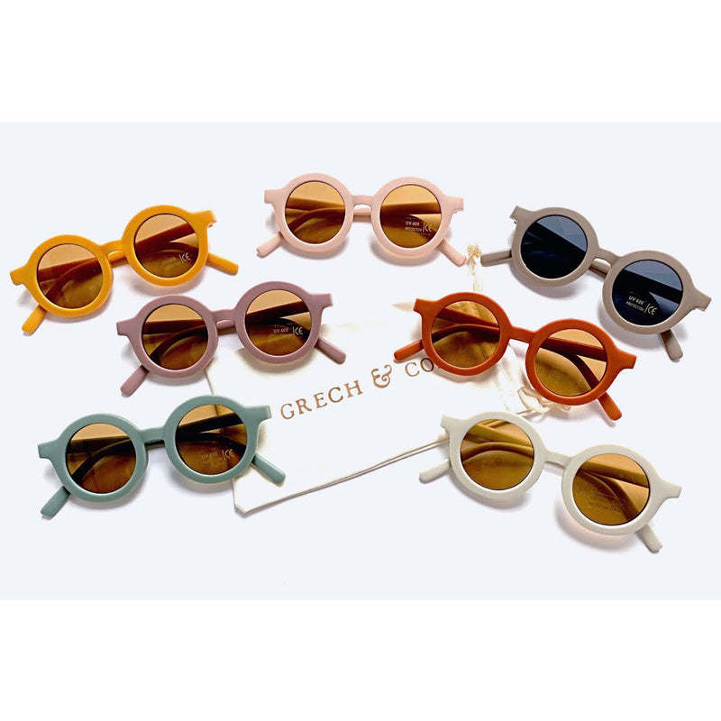 GRECH & CO SPICE SUSTAINABLE SUNGLASSES