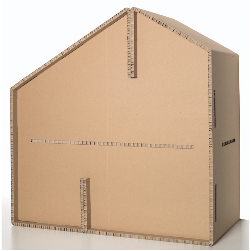 KOKO CARDBOARDS PLAYHOUSE