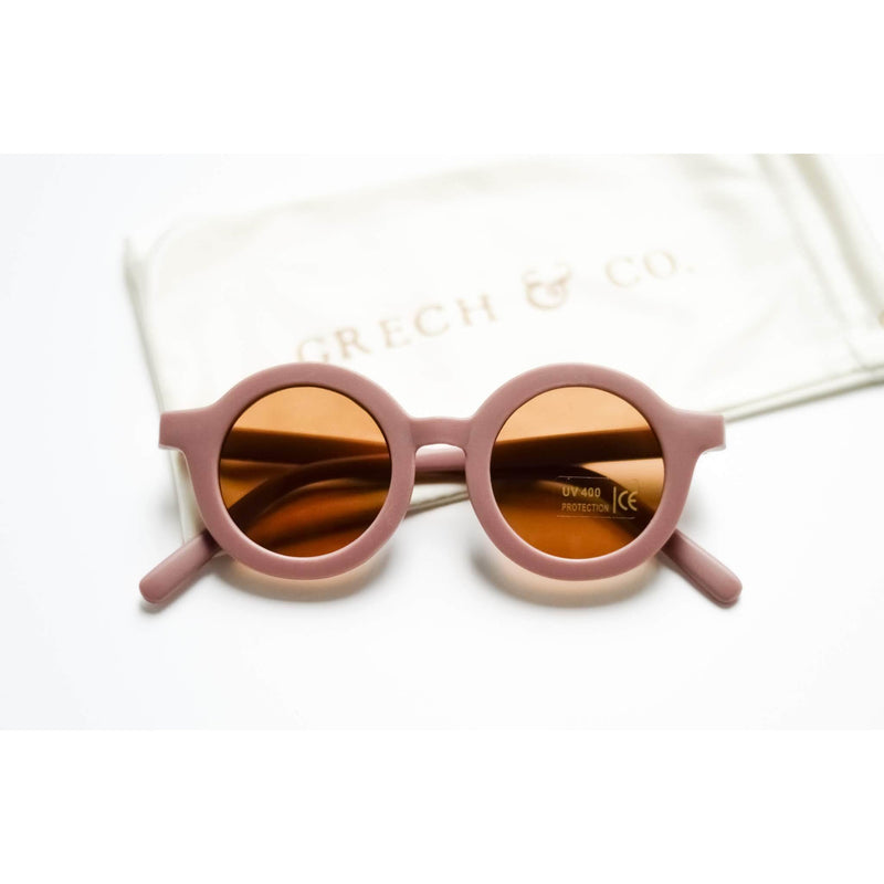 Grech & Co Burlwood Sustainable Sunglasses