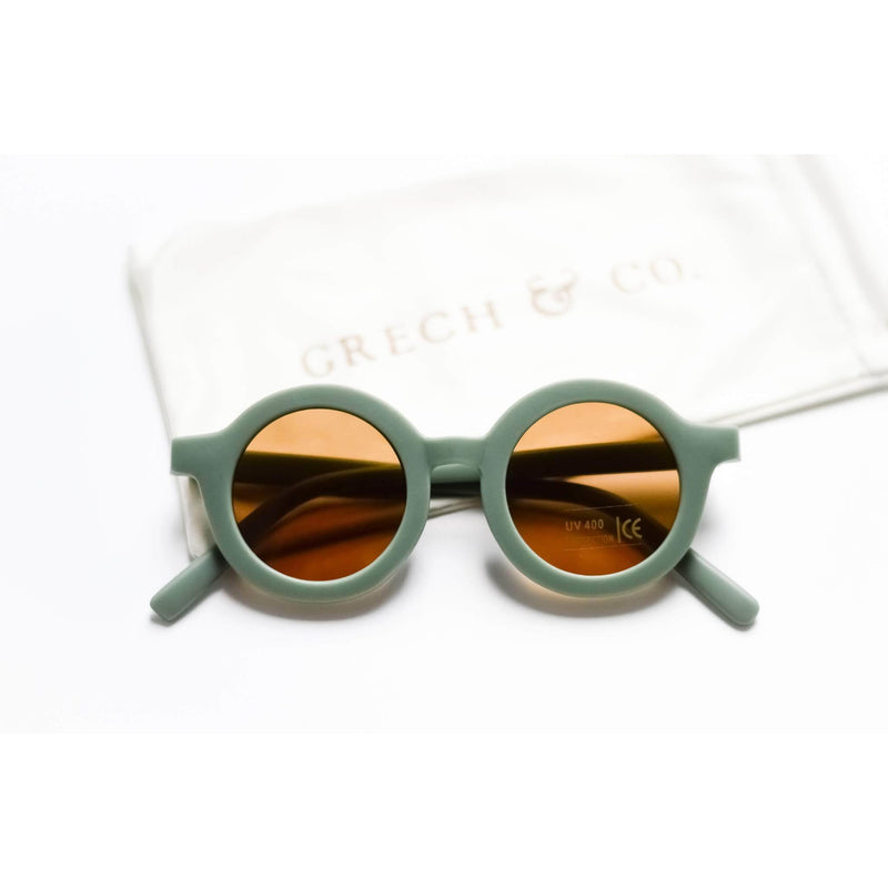 GRECH & CO FERN SUSTAINABLE SUNGLASSES