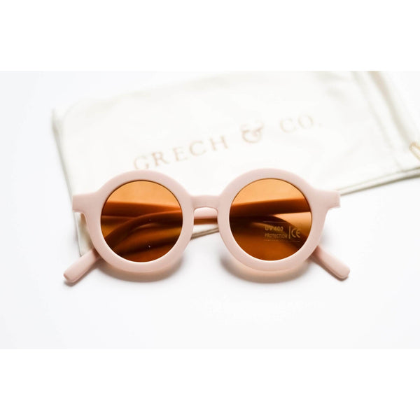 GRECH & CO SHELL SUSTAINABLE SUNGLASSES