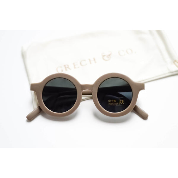 Grech & Co Stone Sustainable Sunglasses