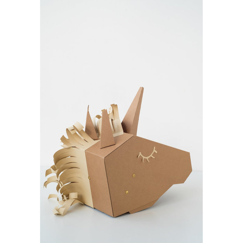 KOKO CARDBOARDS UNICORN DIY KIT