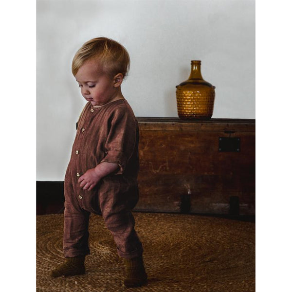 THE SIMPLE FOLK CINNAMON VALENTINE ROMPER