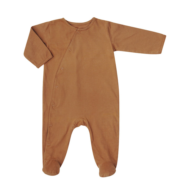 BONJOUR LITTLE NUT DAY + NIGHT SLEEPSUIT
