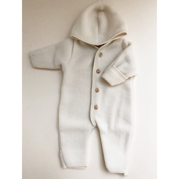 ENGEL NATUR NATURAL WOOL OVERALLS