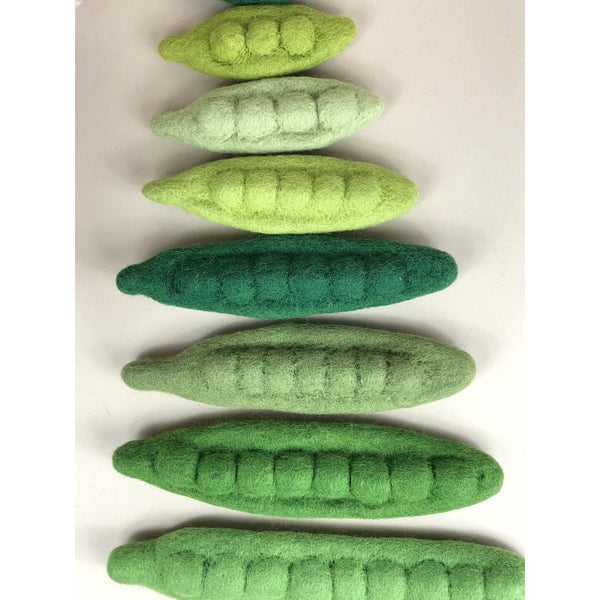 PAPOOSE FELT WOOL BEAN COUNTERS