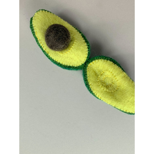 Papoose Felt Wool Avocado