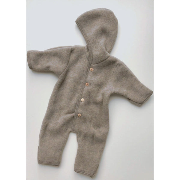 Engel Natur Walnut Wool Overalls