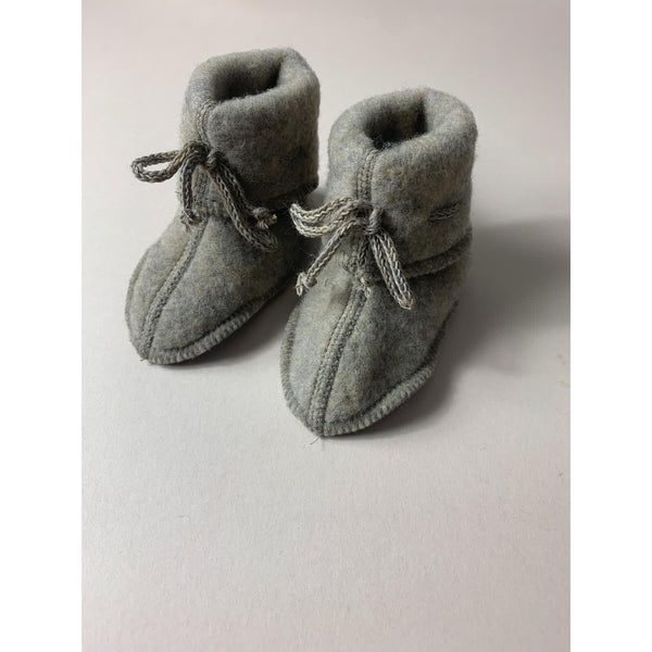 ENGEL NATUR WALNUT WOOL BOOTIES