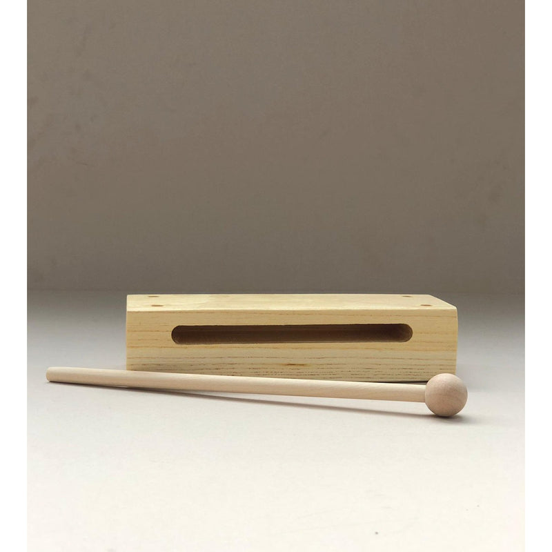Wooden Percussion Block