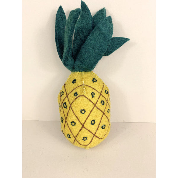 Papoose Felt Wool Pineapple