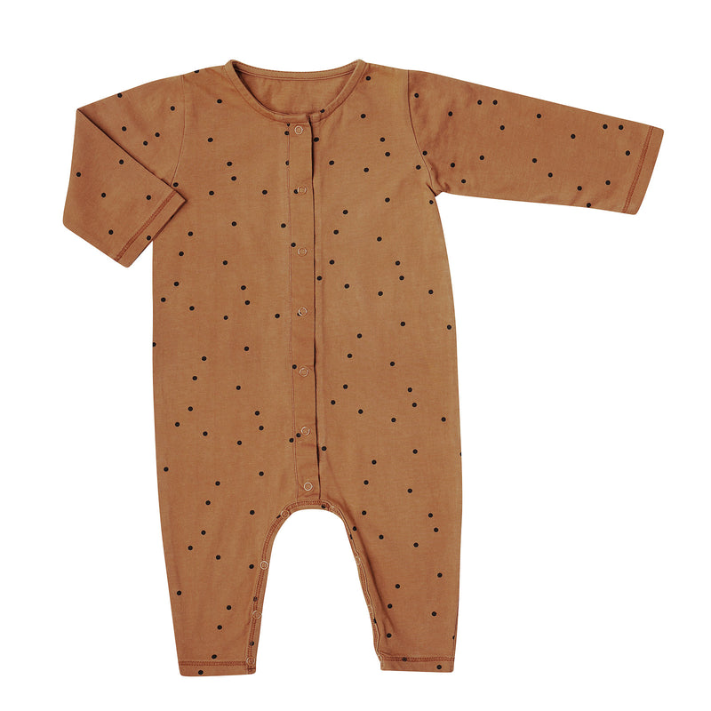 Bonjour Little Nut Dots Day + Night Jumpsuit
