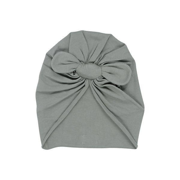 BONJOUR LITTLE PAMPAS BOW TURBAN