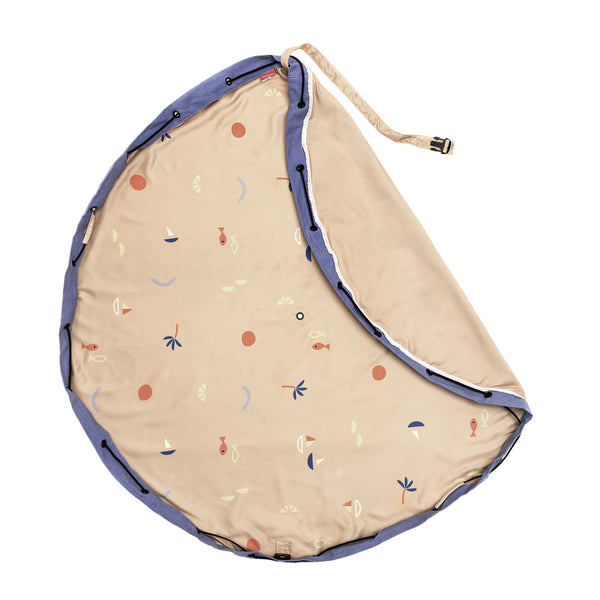 Play And Go Outdoor Sea Play Mat Storage Sack