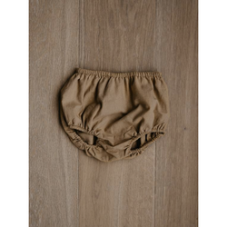 THE SIMPLE FOLK CAMEL LINEN BLOOMERS