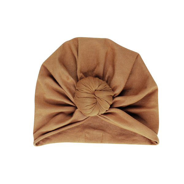Bonjour Little Nut Knotted Turban