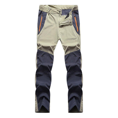 Men's Summer Elastic Outdoor Quick Dry Pants