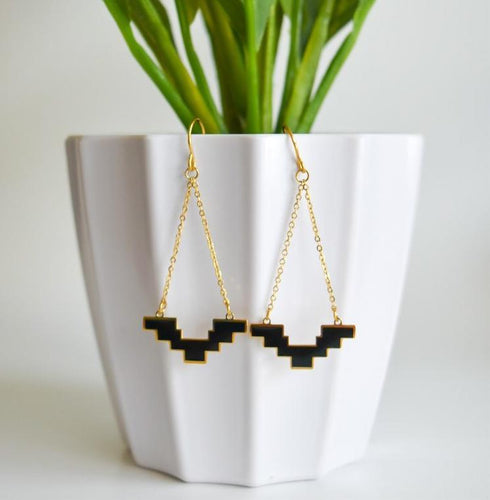Sicily Dangle Earrings