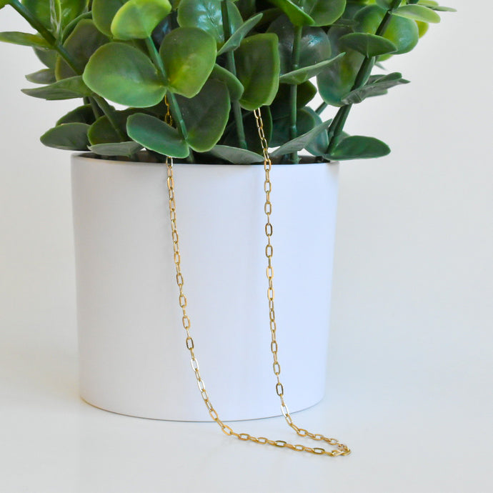 Leilani Chain Necklace - 4mm