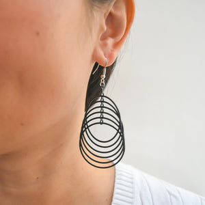 Ginny Earrings - Circle
