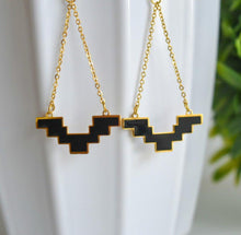 Load image into Gallery viewer, Sicily Dangle Earrings