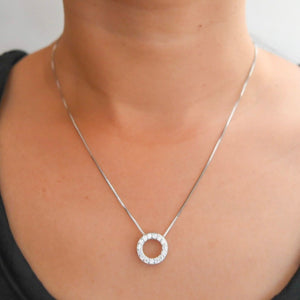Eternity Necklace - Full Circle
