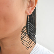 Load image into Gallery viewer, Ginny Earrings - Square