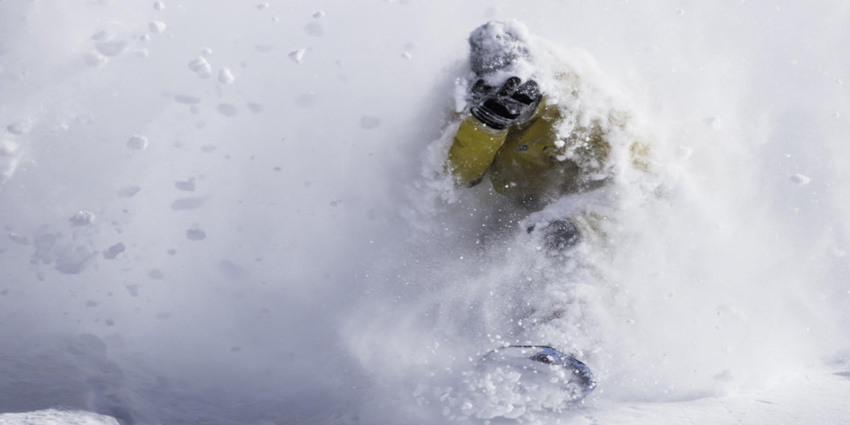 Kemper Snowboards How to Track Powder