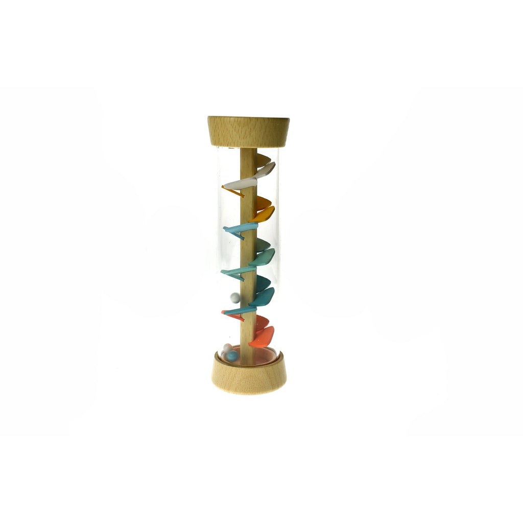 Calm & Breezy Wooden Bead Slide
