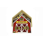 Metal Latch Playset - Farm