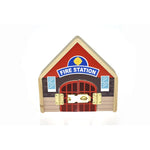 Metal Latch Playset - Firestation