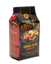 Natural Organic Fresh Medium Roast Ground Coffee 100% Arabica Never Blended 12 Oz