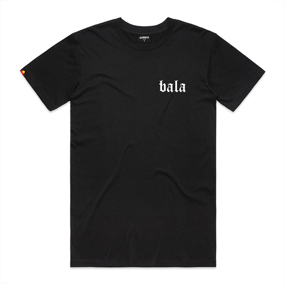 Balas and bullybeef tee