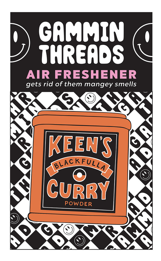 Keens curry air freshener