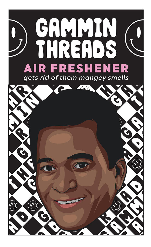 charley pride car air freshener country music