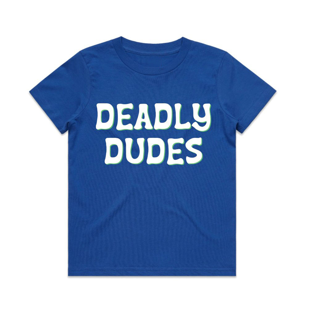Kids Deadly Dudes tee