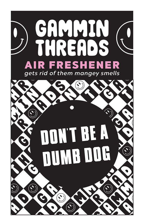 Gammin Dumb Dog air freshener