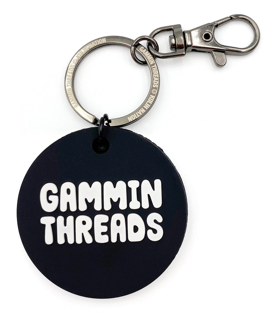 Gammin Dumb Dog key chain