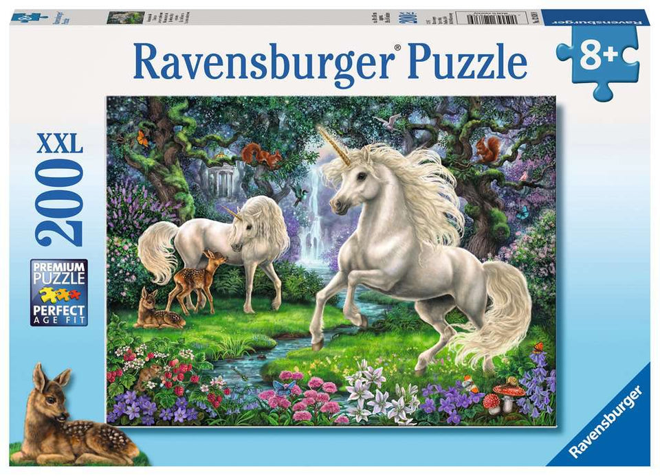 Mystical Unicorns 200 Puzzle