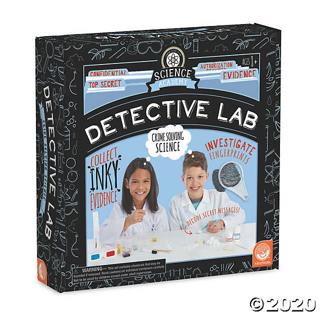 Science Academy Detective Lab
